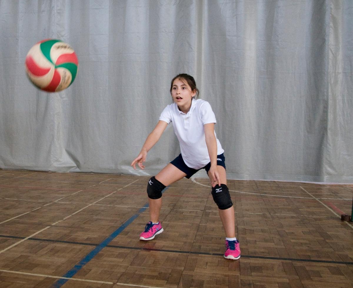 Ejercicios de coordinación para voleibol (2)