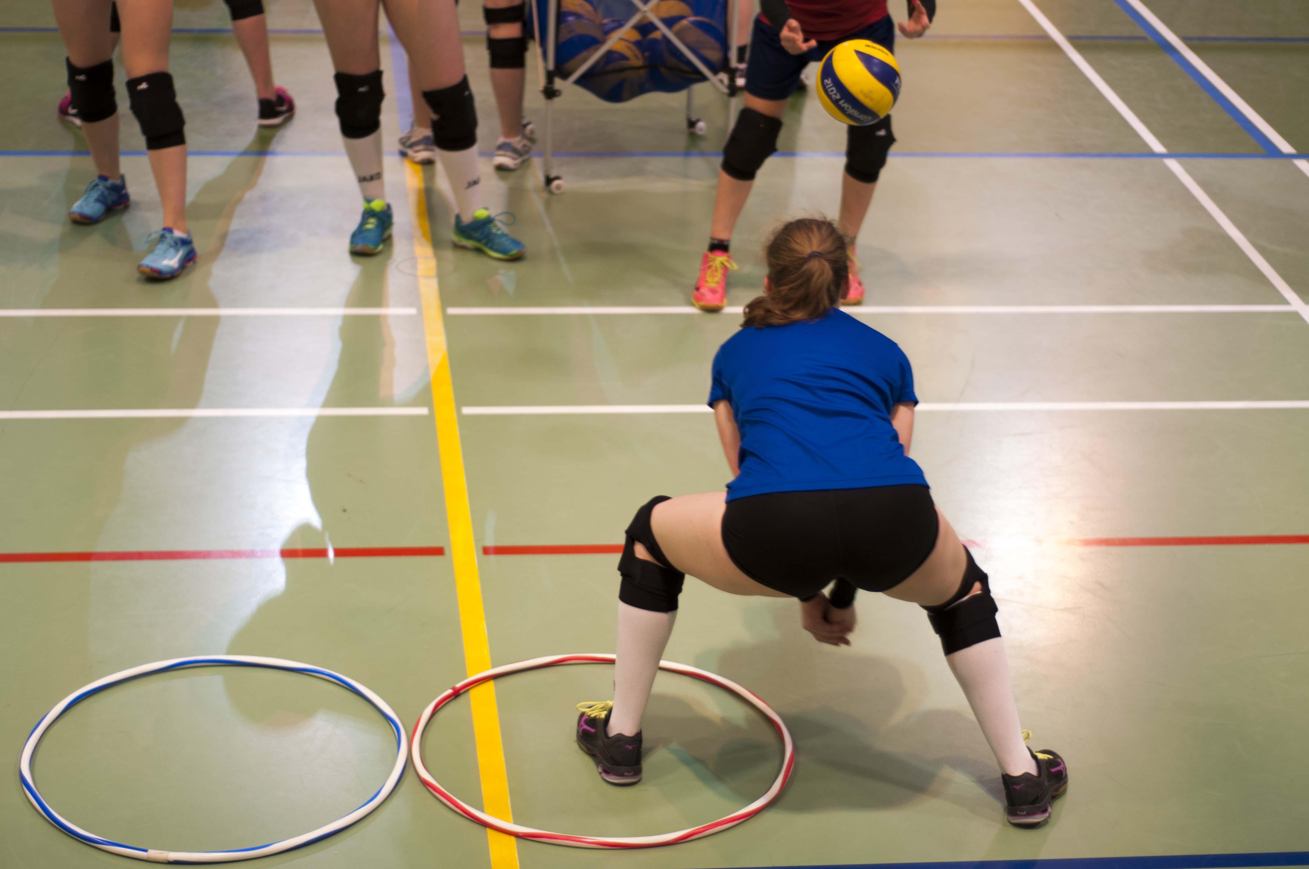 Ejercicios En Circuito Y Coordinacion : Ejercicios de coordinación para voleibol desarrollo de la