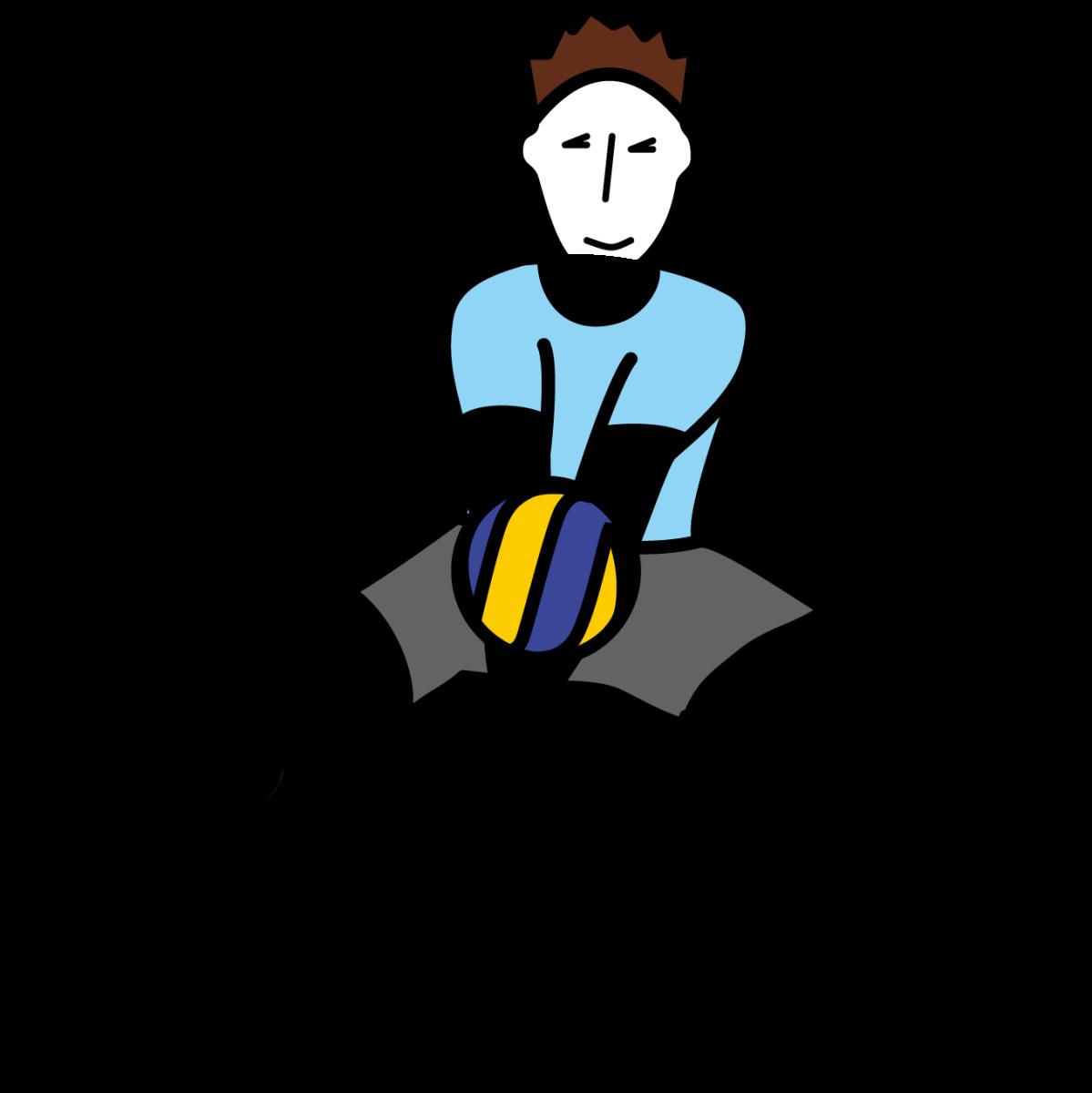 Defensa y flexibilidad en voleibol (2)