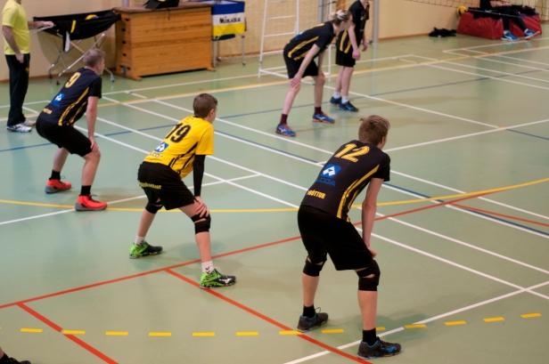 ejercicios para mejorar los fundamentos tecnicos del voleibol